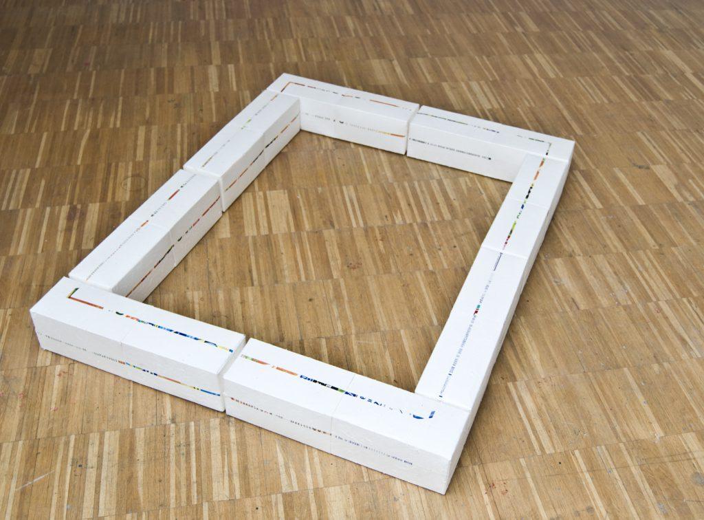 Squared juice, juice carton, 2011, Sophia Solaris