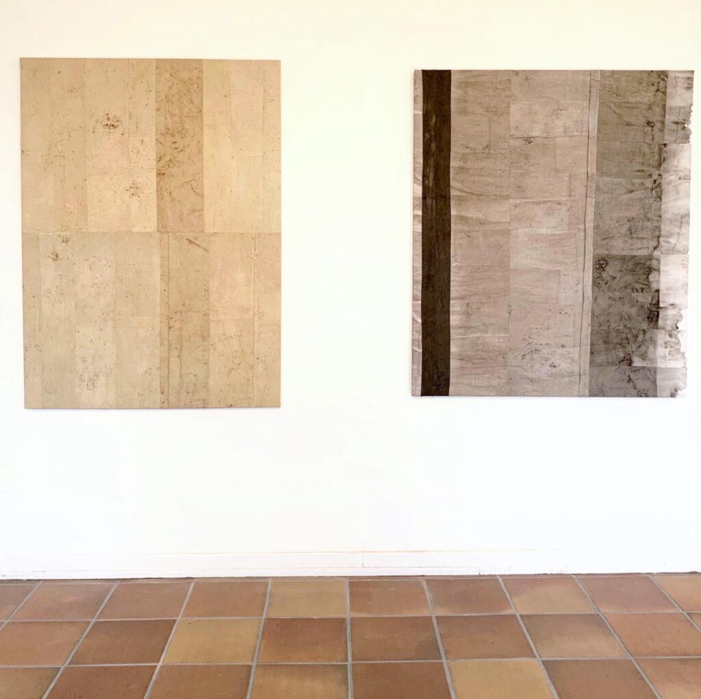 Installation view Gesellschaft der Freunde junger Kunst, Sophia Solaris